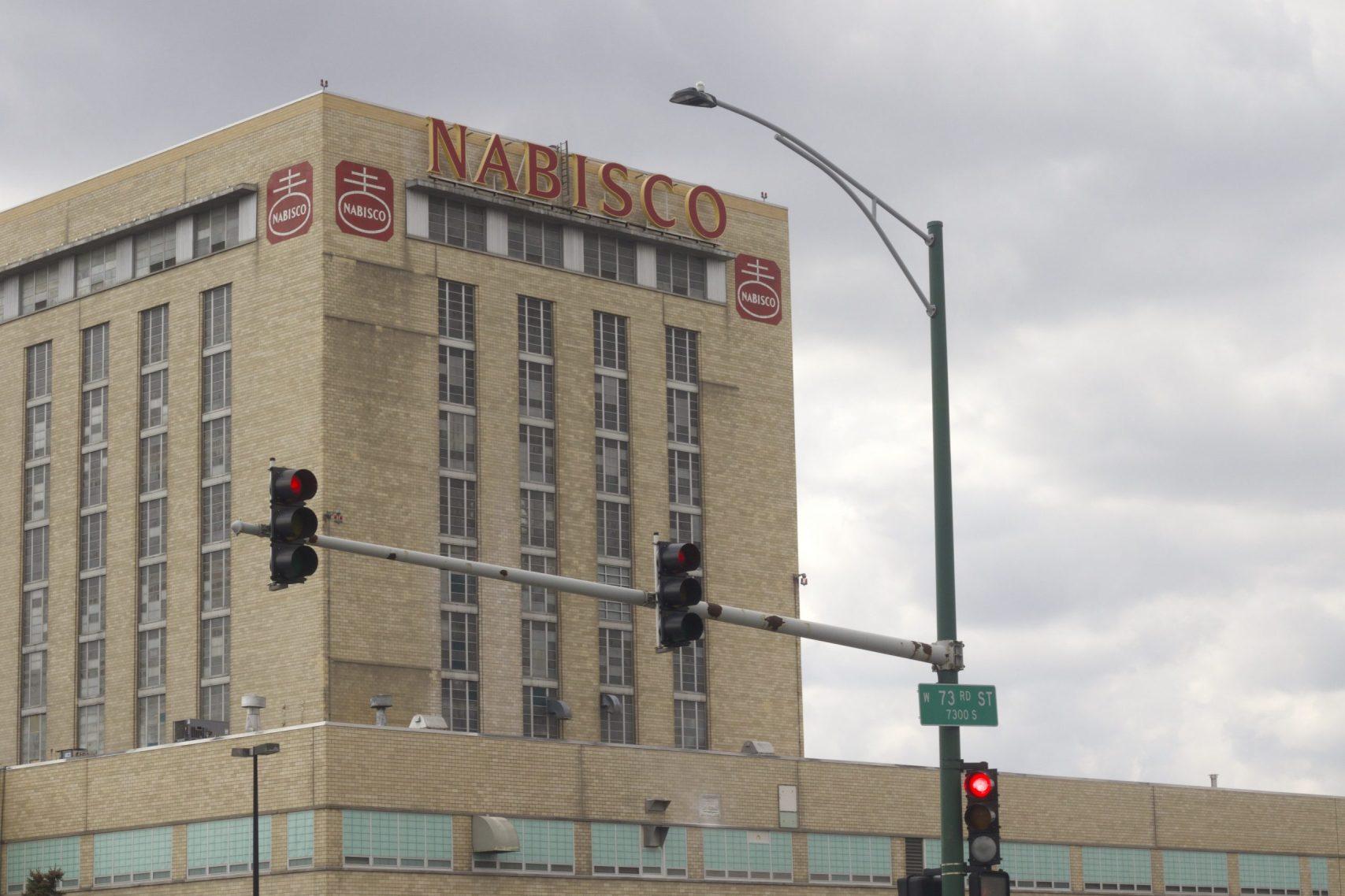 Nabisco plant on 7300 S. Kedzie in Chicago