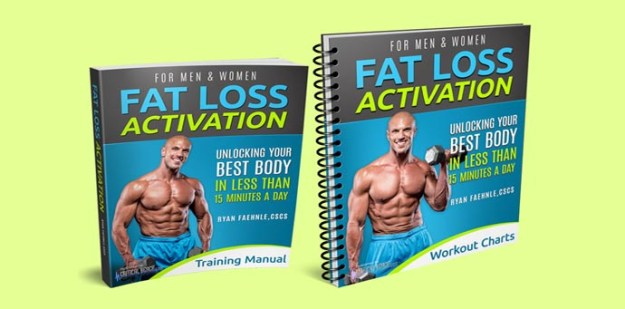 Fat Loss Activation Review | Ryan Faehnle's Program