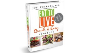 Eat to Live: Quick & Easy Cookbook by Dr Fuhrman's Review