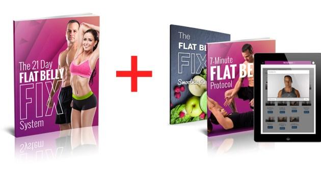 Can Flat Belly Fix Program Help You Get Flat Tummy?