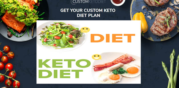 Used Buy  Custom Keto Diet