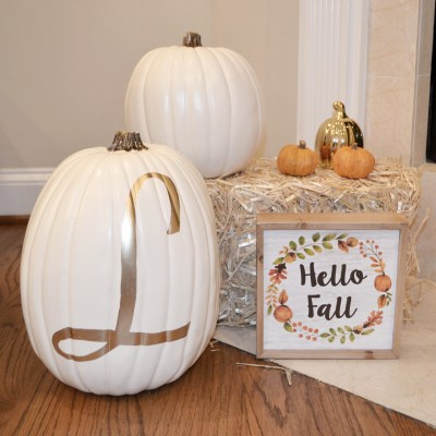 No-Mess Fall Decor
