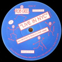 Rob GEE Live in NYC