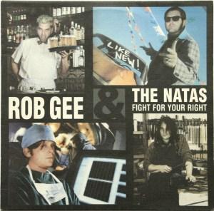 Rob GEE & The Natas
