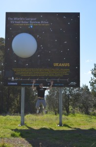 Solar System Drive - Uranus