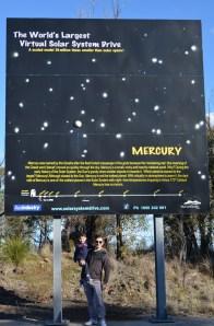 Solar System Drive - Mercury