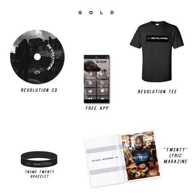 tq merchandise platinum bundle TNSMC revolution