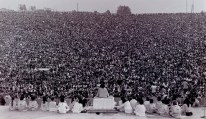Amazing Historical Photos Pictures Incredible Mindblowing Photograph Old History Crazy Weekly Show Woodstock Opening