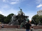 Berlin Germany Travel Pictures Photos Cool Historic Weekly Show Poseidon Fountain Statue