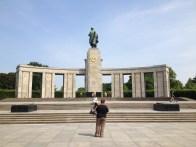 Berlin Germany Travel Pictures Photos Cool Historic Weekly Show Tiergarten Memorial Soviet Liberators