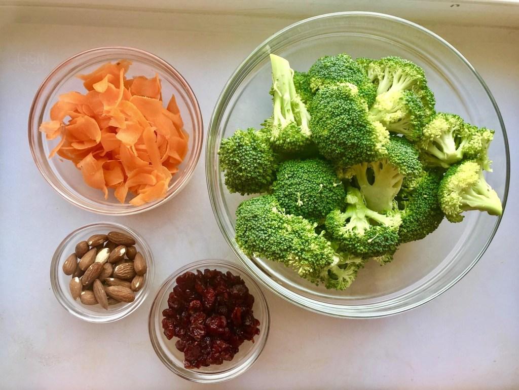Cranberry Broccoli Salad 2