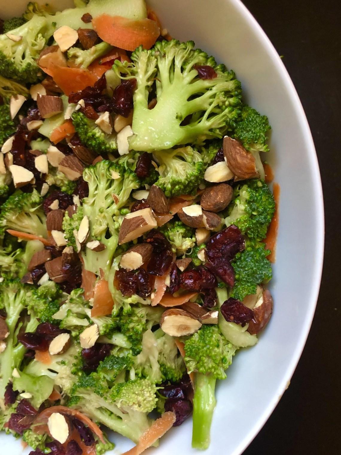 Cranberry Broccoli Salad 5