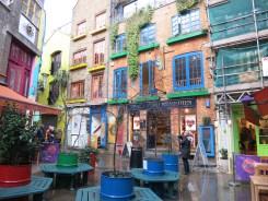 Quirky shops near Seven Dials