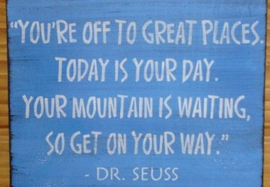 Travel Quotes Dr Seuss