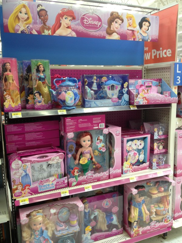 Layaway Makes Easy Spoil Kids With Disney Princess Toys