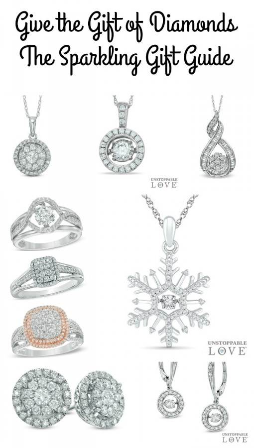 Give the Gift of Diamonds on ANY Budget: The Sparkling