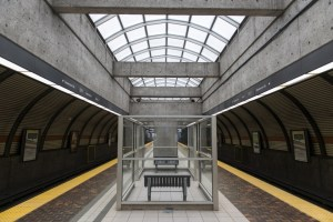 Architecture-of-TTC-Glencairn-Station-in-Toronto