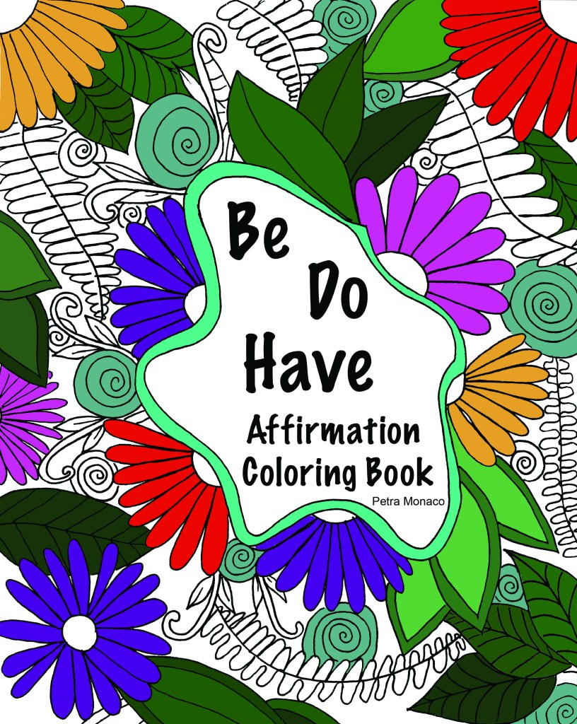 inspirational messages about life coloring pages