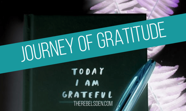 How I was catapulted into the journey of gratitude on a soul level