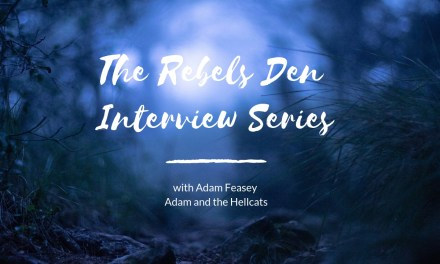 Interview with Adam Feasey