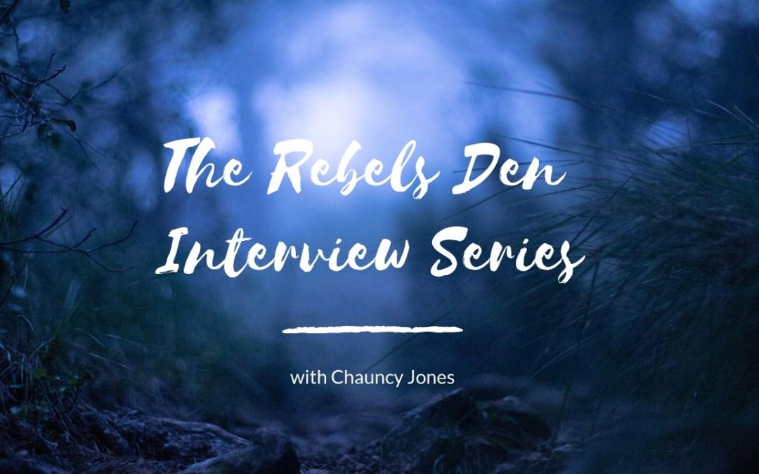 Interview with Chauncy Jones