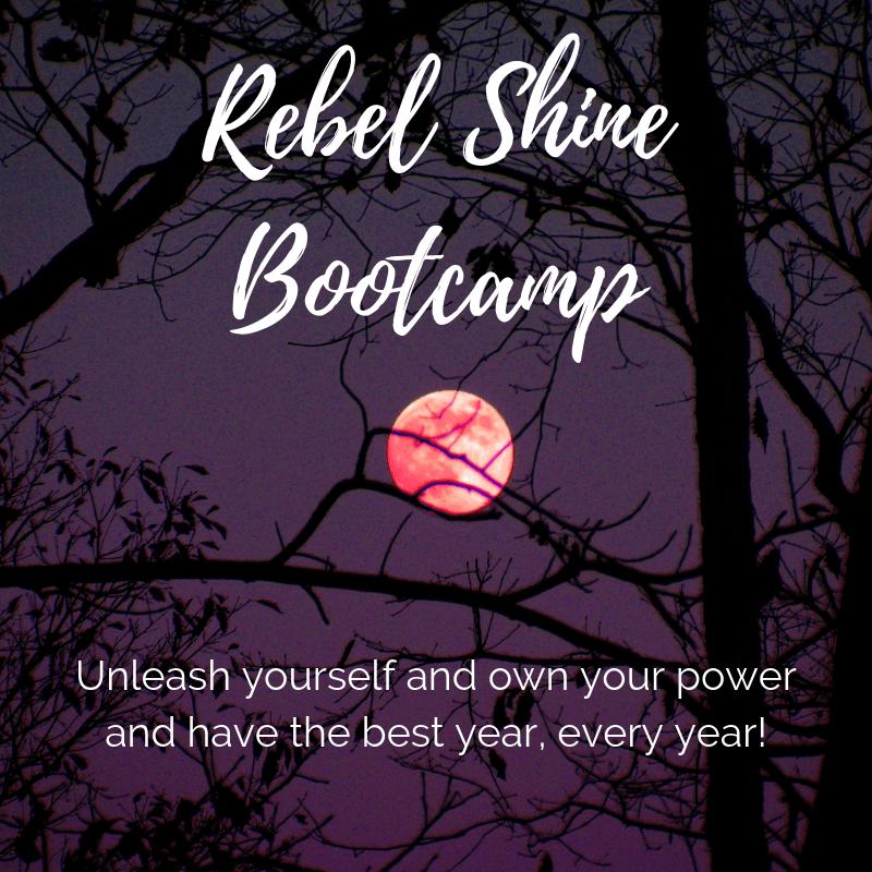 Rebel Shine Bootcamp in The Playground