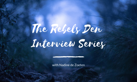 Interview with Nadine de Zoeten