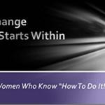 Interview with Linda Vettrus-Nichols – Change it starts within