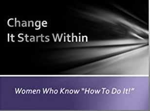 Interview with Linda Vettrus-Nichols – Change it starts within