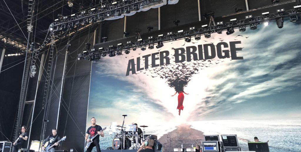 Alter Bridge at Exit 111