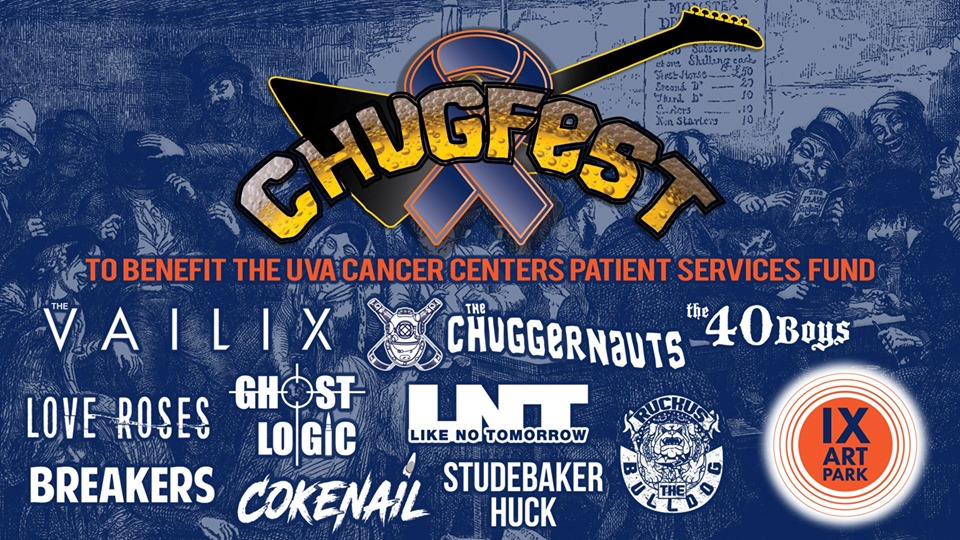 Chugfest at Ix Art Park in Charlottesville