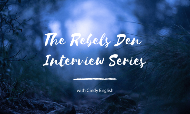 Interview with Cindy English