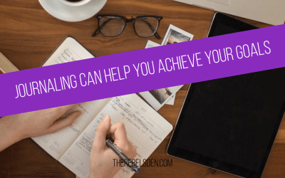 Journaling can help you achieve your goals