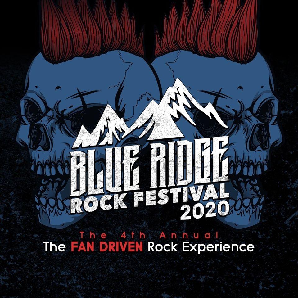 BLUE RIDGE ROCK FESTIVAL IS STILL AGO