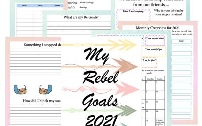 My Rebel Goals for 2021