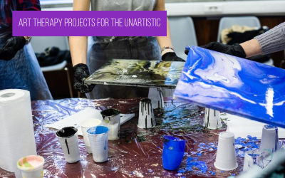 Art Therapy Projects For The Unartistic