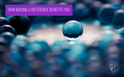 Make A Difference Benefits You