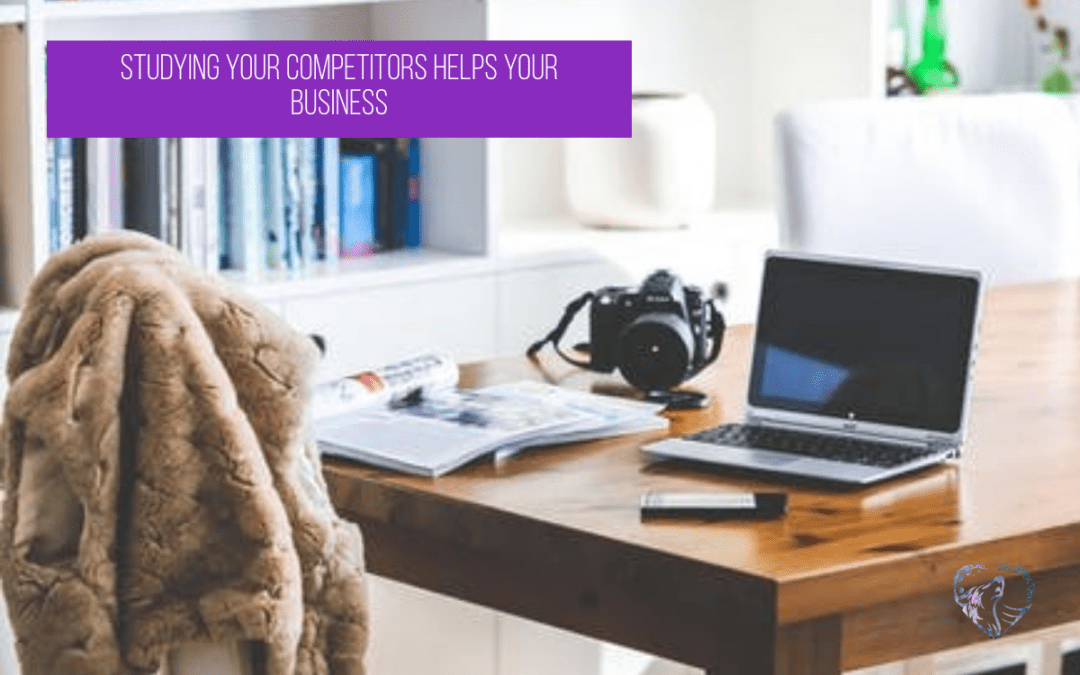 Studying Your Competitors Helps Your Business