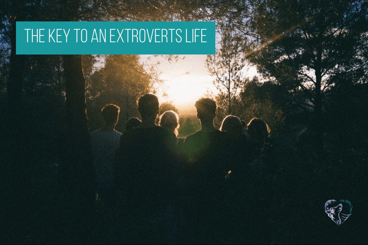 The Key to an Extroverts Life