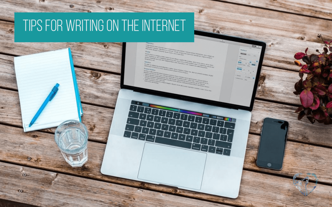 Tips for Writing on the Internet