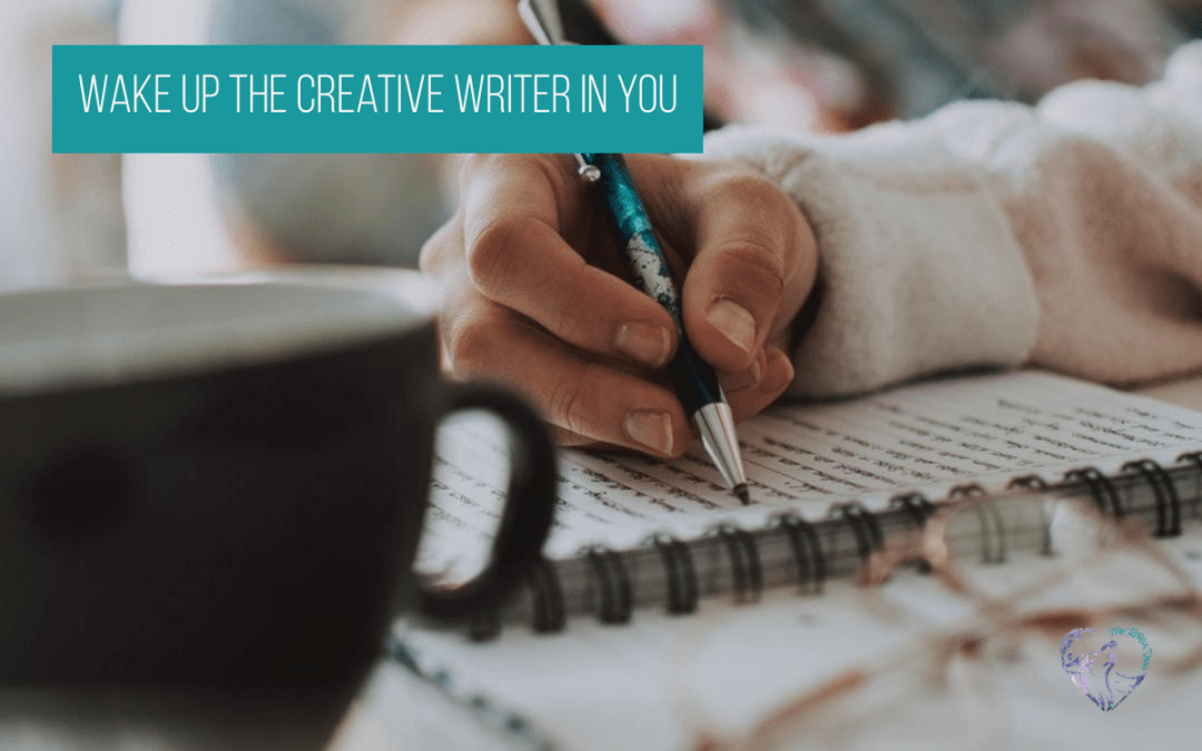 Wake up the Creative Writer in you