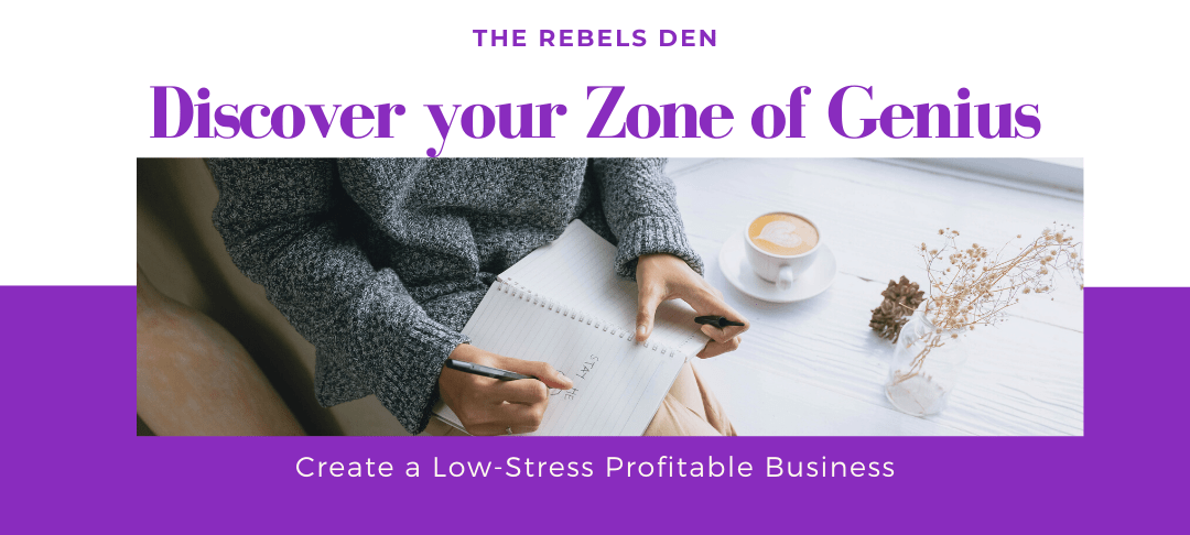 Your Zone of Genius
