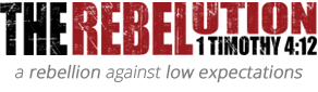 The Rebelution logo
