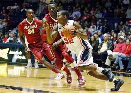 New look for Rebel men's basketball in 2014