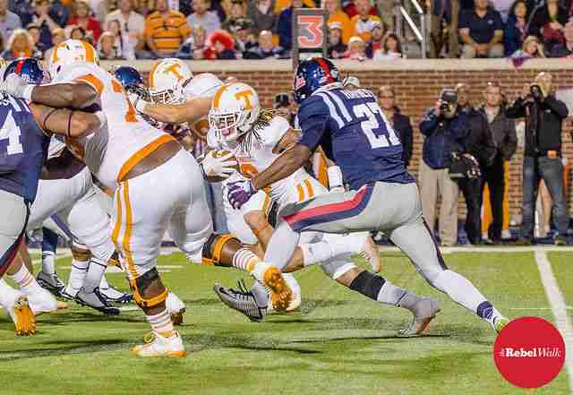 Postgame Points: Tennessee Game