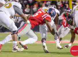 Nkemdiche can't be stopped
