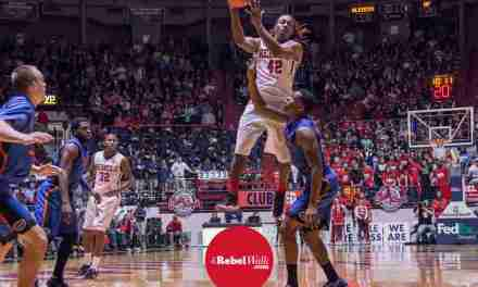 Rebels take on Hogs in battle for 2nd