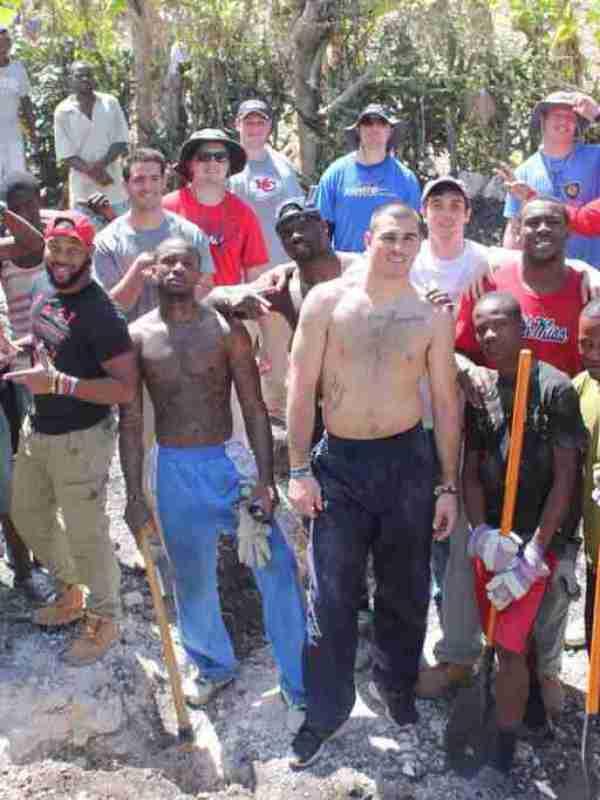Ole Miss Rebels Mission Trip to Haiti