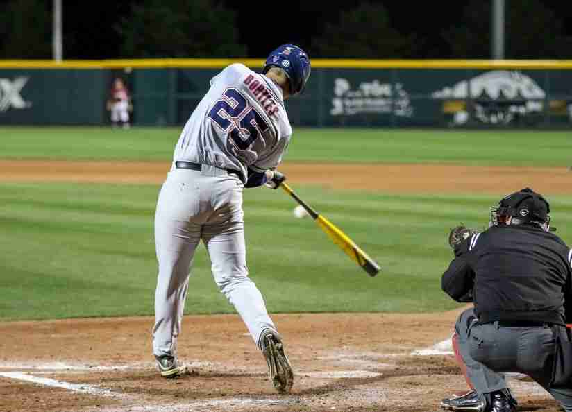 Ole Miss' Colby Bortles to compete in College Home Run Derby