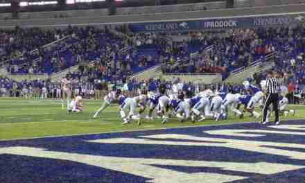 Postgame Points: Ole Miss 37, Kentucky 34